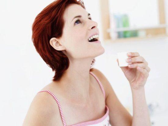 раствор для полосканий горла