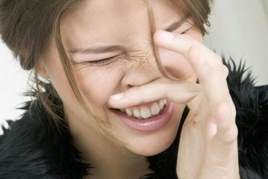 Причины и симптомы сухости в носу