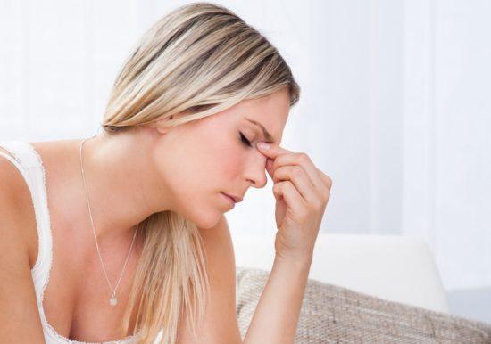 Голвные боли при синусите