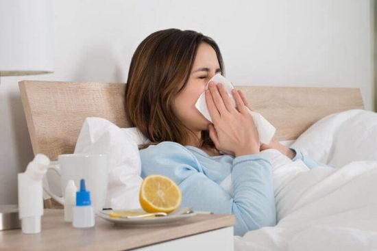 причины опухшего язычка