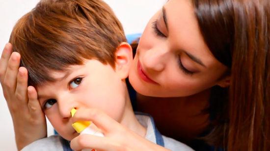Лечение катарального гайморита у детей