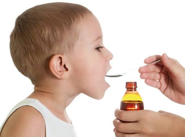 У ребенка раздирающий кашель