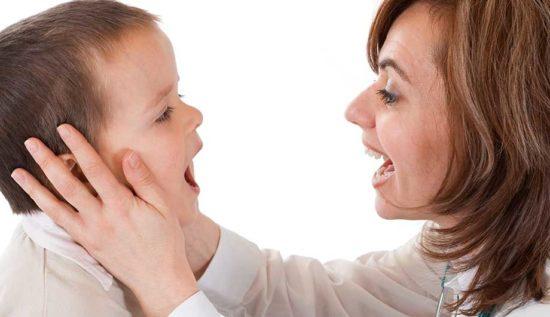 осложнения у детей при ларингите