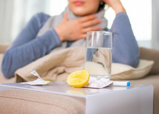 Лечение воспаления слизистой оболочки гортани