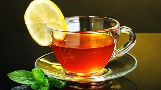 чай при боли в горле