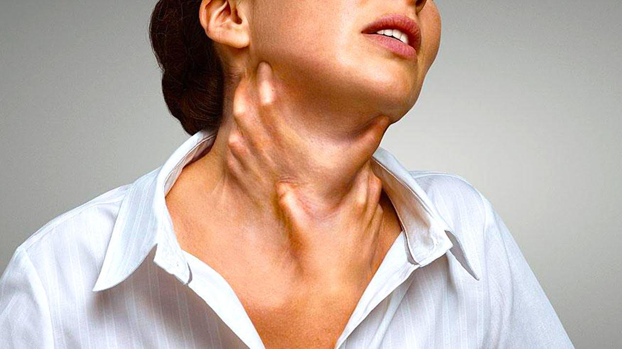 Почему болит горло при глотании без температуры