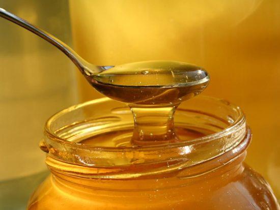 мед при фарингите
