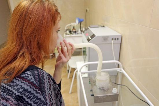 ринит вазомоторный лечение