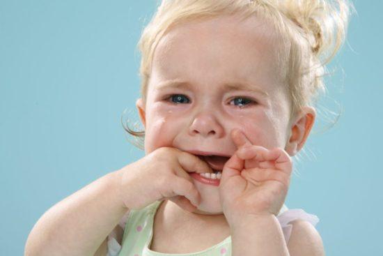 лечение ребенка при красном горле