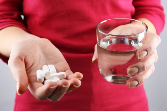 препараты при белом налете