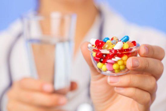 эффективность антибиотиков при ангине