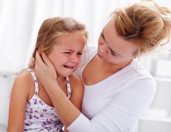 Причины заражения ангиной ребенка