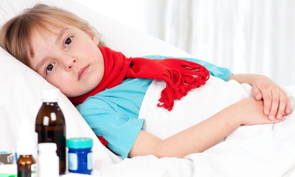 Как распознать аденоиды у ребенка 3 лет