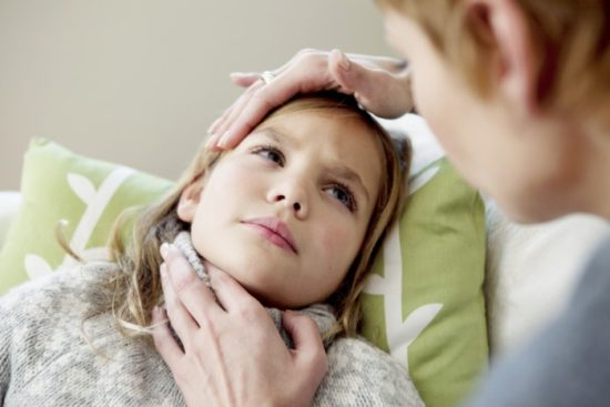 Заболевание у ребенка