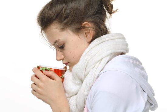 Лечение острого ринита у беременных