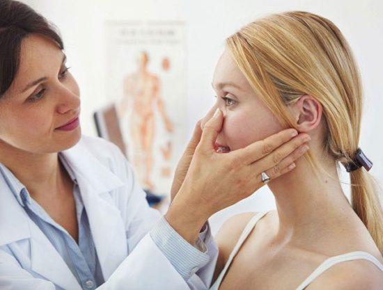 Лечение гайморита в поликлинике