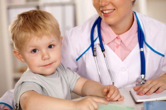 першение в горле у ребенка