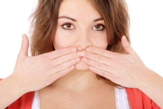 Заболевание горла