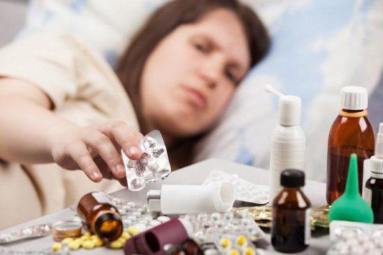 Лечение антибиотиками гайморита