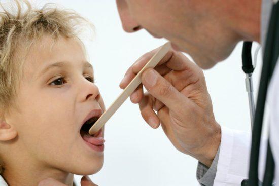 Лазерное удаление аденоидов у детей