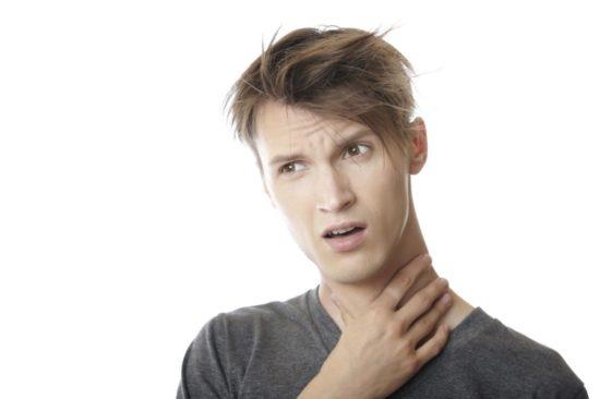 ком в горле при стрессе