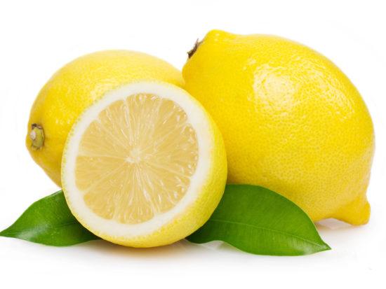 лимон при осиплости голоса