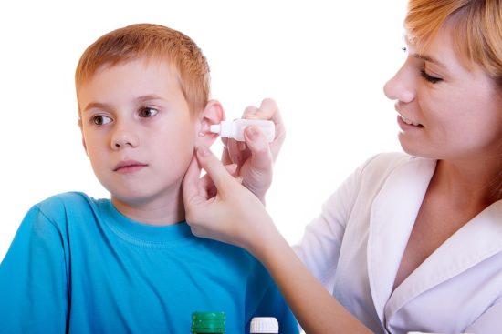 массаж при заложенности ушей