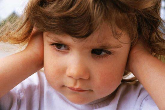 заложенность ушей