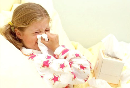заболевание придаточных пазух у детей